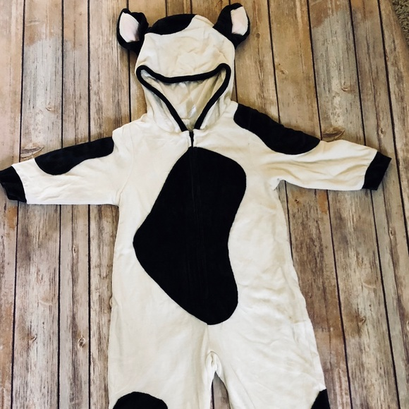 baby gap 18 24 month cow halloween costume